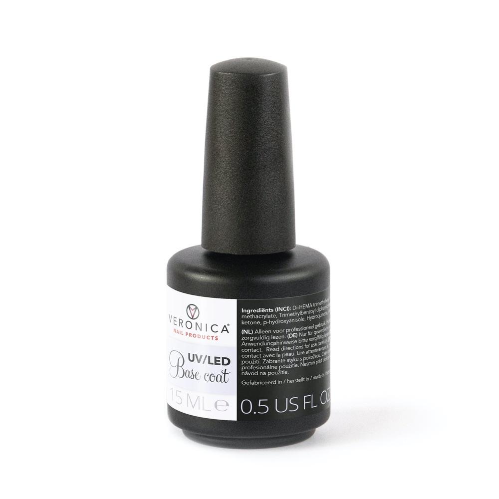 UV / LED Base Coat - Beschermt natuurlijke nagel - Excellente hechting gellak / gel nagellak - Beste Basecoat!