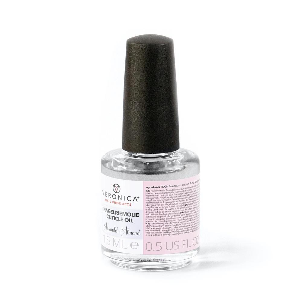 Nagelriem olie Amandel voor nagelriemen na manicure behandeling / pedicure behandeling.
