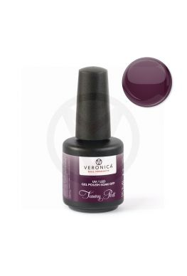 UV / LED Gel Nagellak Tawny Port