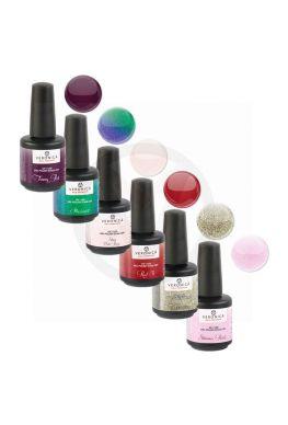 Veronica NAIL-PRODUCTS® Gel Lak voordeel pakket, liefst 6 kleuren naar keuze