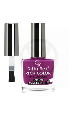 GOLDEN ROSE Rich Color paarse nagellak 106