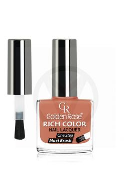 GOLDEN ROSE Rich Color oranje nagellak 109