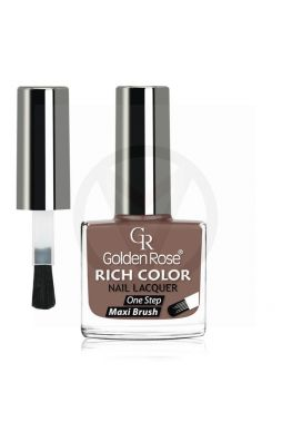 GOLDEN ROSE Rich Color bruine nagellak 114