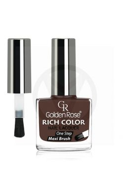 GOLDEN ROSE Rich Color bruine nagellak 115