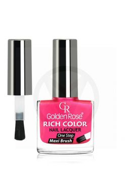 GOLDEN ROSE Rich Color roze metallic nagellak 40