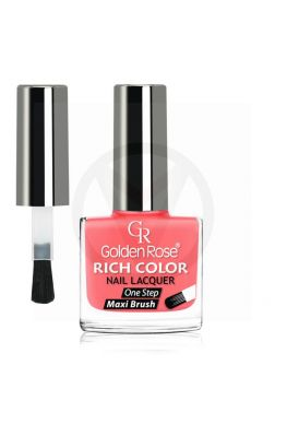 GOLDEN ROSE Rich Color roze nagellak 50