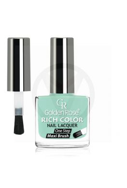 GOLDEN ROSE Rich Color groene nagellak 65