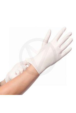 Soft nitril handschoenen WIT Premium, maat L