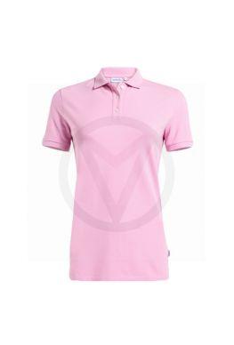 Salon kleding / polo shirt voor nagelstyliste & pedicure, maat M
