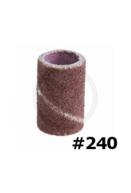 Nagelfrees schuurrolletjes # 240 korrel