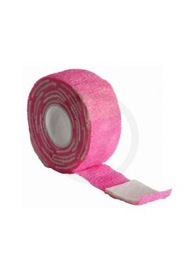 Soak off gel remover wrap, roze