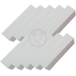 10x white block