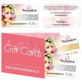 Gift Card nagelgroothandel 75€