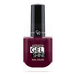 Golden Rose Extreme Gel Shine Nail Color, bordeaux rode nagellak 70