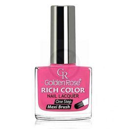 GOLDEN ROSE Rich Color roze nagellak 07