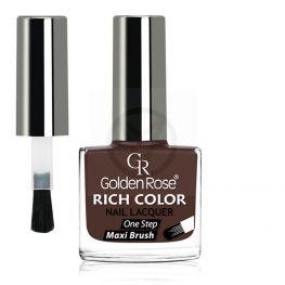 GOLDEN ROSE Rich Color bruine nagellak 115