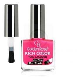 GOLDEN ROSE Rich Color roze metallic nagellak 40