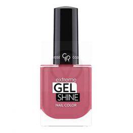 GOLDEN ROSE Extreme Gel Shine Nail Color, oud roze nagellak 18