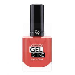 GOLDEN ROSE Extreme Gel Shine Nail Color, terracotta nagellak 52