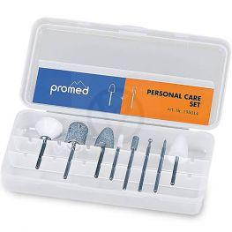 Promed Personal Care Set, 9-delig nagelfrees set