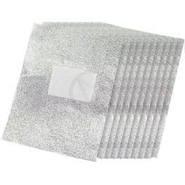 20 stuks remover nagel folie, aluminium