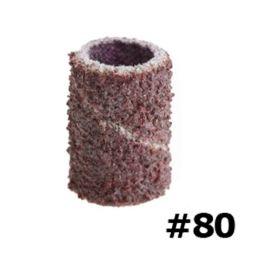 Schuurrolletjes nagelfrees # 80 korrel
