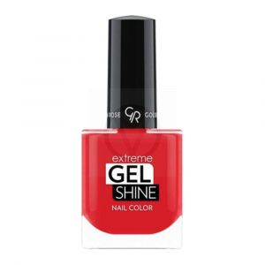 GR Extreme Gel Shine Nail Color 58, rood nagellak