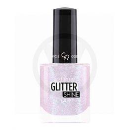 Golden Rose Extreme Glitter Shine Nail Color, glitter parelmoer nagellak 202