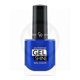 Golden Rose Extreme Gel Shine Nail Color, blauwe nagellak 33