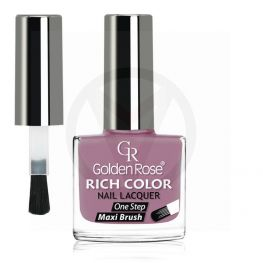 GOLDEN ROSE Rich Color paarse nagellak 104