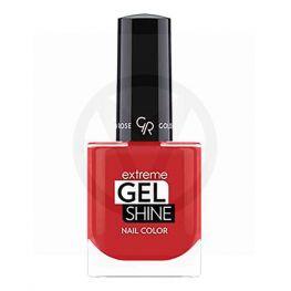 GOLDEN ROSE Extreme Gel Shine Nail Color, rode nagellak 59