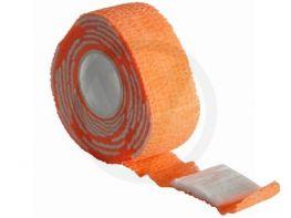 Gel polish remover wraps, ORANJE