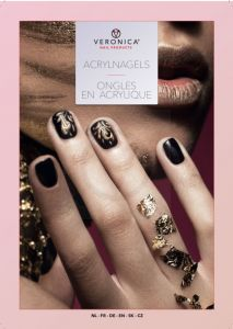 Veronica NAIL-PRODUCTS® Acrylnagels handleiding