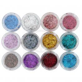 12x FLITTER glitter