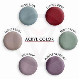 Color acrylpoeder kleuren