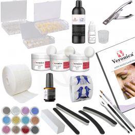 Acrylnagels starterspakket, starter set