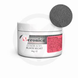 Color acryl poeder BLACK VELVET, 10 gram