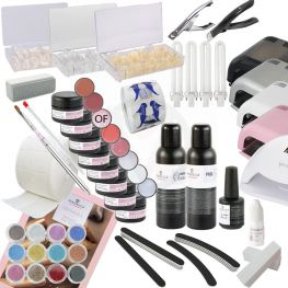 Gelnagels starterspakket, starter set START IT