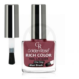 GOLDEN ROSE Rich Color paarse nagellak 105