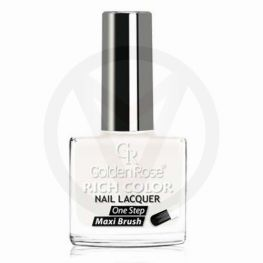 GOLDEN ROSE Rich Color witte nagellak 76