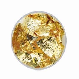 Nailart foil / nagelfolie, goud