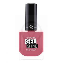 GOLDEN ROSE Extreme Gel Shine Nail Color, oud roze nagellak 18