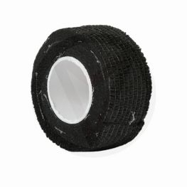 Flex wrap nagel tape, zwart
