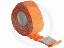Gel polish remover wraps, ORANJE