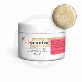 Glitter acryl powder 10 gram, MIX COLOR