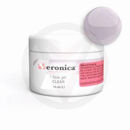 UV 1 fase gel CLEAR, 15 ml