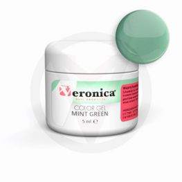 Nagel colorgel PASTEL MINT GREEN, 5 ml