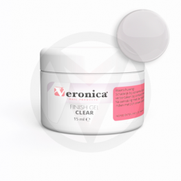UV nagel finish gel CLEAR