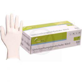 Nitril handschoen, Smartdent WIT - maat S - 100 stuks