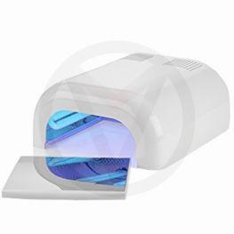 UV nageldroger met timer, 36 watt, CRYSTAL WIT